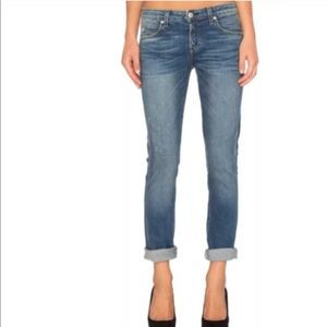 AMO denim Tomboy in color dive bar size 27